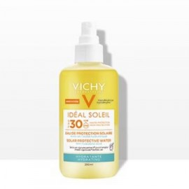 Vichy Ideal Soleil Αντηλιακό Νερό Προστασίας - Ενυδάτωσης SPF30 200ml