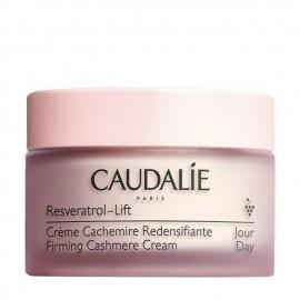 Caudalie Resveratrol Lift Firming Cashmere Cream Κρέμα Ημέρας για Όλους τους Τύπους Δέρματος με Συσφιγκτική & Αντιρυτιδική Δράση, 50ml