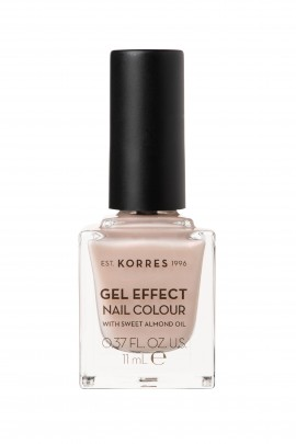 Korres Gel Effect Nail Colour 10 Marshmallow Cloud 11ml