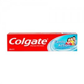 Colgate Οδοντόκρεμα Family Action 100ml