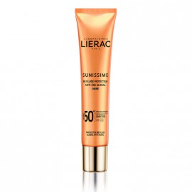 Lierac Sunissime BB Fluide Protective Anti-Aging Golden Face & Decollete SPF50 40ml