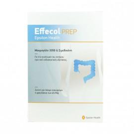 Epsilon Health Effecol Prep 4 φακελίσκοι των 60,98gr