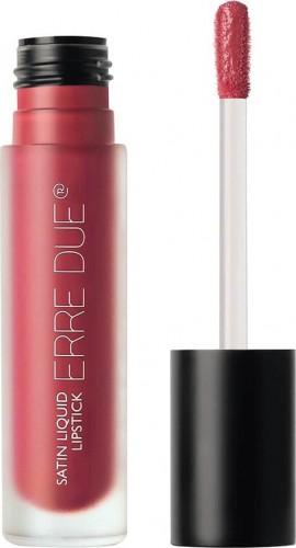 Erre Due Satin Liquid Lipstick 303 Berry Fairy 4,2ml