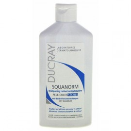 Ducray Σαμπουάν για Ξηρή Πιτυρίδα, Squanorm Dandruff Shampoo, 200ml