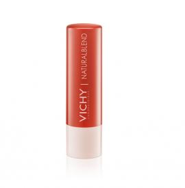 Vichy Naturalblend Tinted Lip Balm Coral  Ενυδατικό Lip Balm με Χρώμα, 4.5gr