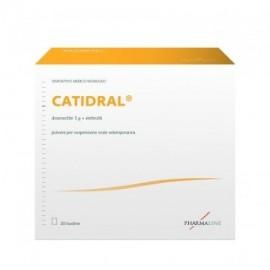 Pharmaline Catidral Ηλεκτρολύτες και Προσροφητικό για Διάρροια 30 Φακελίσκοι