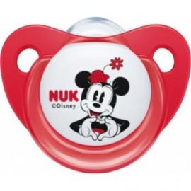 Nuk Trendline Disney Mickey (10.730.325) Ορθοδοντική Πιπίλα Σιλικόνης Μίνι 0-6m 1τμχ