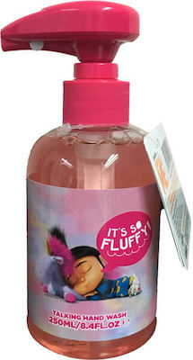 Corsair Toiletries Despicable Me Its So Fluffy Hand Wash Παιδικό υγρό σαπούνι χεριών με Μελωδία,250ml
