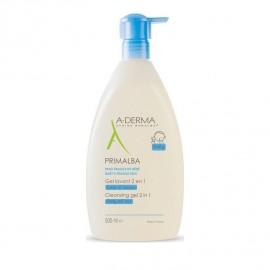 A-Derma Primalba Gel Lavant Douceur, Καθαρισμός για το Ευαίσθητο Βρεφικό Δέρμα, 500ml