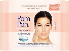 Pom Pon All Skin Types 20 Μαντηλάκια