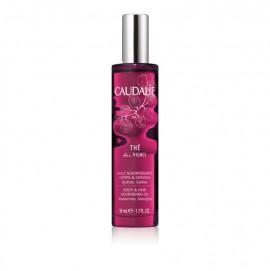 Caudalie Body & Hair Nourishing Oil The des Vignes Λάδι Ενυδάτωσης & Θρέψης για Σώμα & Μαλλιά, 50ml