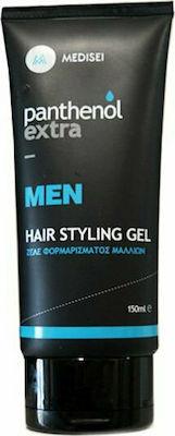 Panthenol Extra Men Hair Styling Gel Ζελέ Φορμαρίσματος Μαλλιών, 150ml