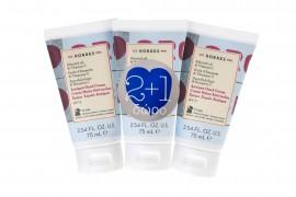 Korres Hand Cream Antispot Κρέμα Χεριών & vit c spf15 75ml 2+1 Δώρο