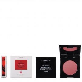 Korres Άγριο Τριαντάφυλλο Ρουζ Brightening Vibrant Colour Blush 24 Dusty Rose 5.5g