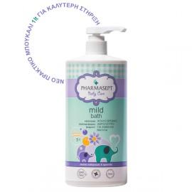 Pharmasept Tol Velvet Baby Mild Bath Βρεφικό Αφρόλουτρο για Σώµα & Μαλλιά, 1lt