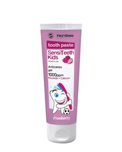 FREZYDERM SENSITEETH KIDS TOOTHPASTE 1.000ppm 50ML