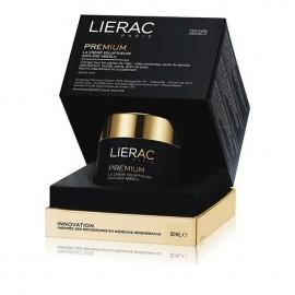 LIERAC Premium La Creme Voluptueuse Anti-Age Absolu, Κρέμα Προσώπου Απόλυτης Αντιγήρανσης & Άνεσης Πλούσιας Υφής, 50ml