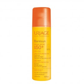 Uriage Bariesun Dry Mist SPF50+ Αντιηλιακό Σπρέι Προσώπου & Σώματος, 200ml
