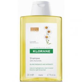 Klorane Shampoo Camomille Σαμπουάν με Χαμομήλι για Ξανθές Ανταύγειες, 200ml