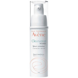 Avene Cleanance Women Corrector Serum Διορθωτικός Ορός για Δέρμα με Ατέλειες, 30ml