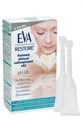 Intermed Eva Restore Vaginal Gel 9x5gr