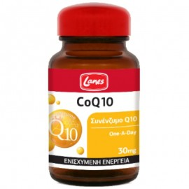 Lanes Coenzyme Q10 30tabs