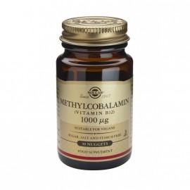 Solgar Vitamin B12 1000μg Methylcobalamin Μασώμενα Δισκία Βιταμίνη B12 για την Ομαλή Λειτουργία του Νευρικού Συστήματος, 30nuggets