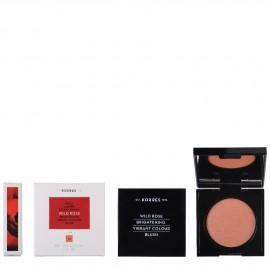 Korres Άγριο Τριαντάφυλλο Ρουζ Brightening Vibrant Colour Blush 42 Luminous Apricot 5.5g