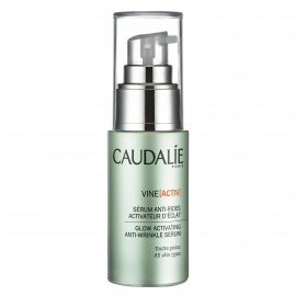 Caudalie VineActiv Glow Acivating Anti-Wrinkle Serum Αντιρυτιδικός Ορός Προσώπου, 30ml