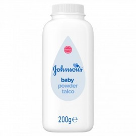 Johnsons Baby Powder Talc Πούδρα 200gr