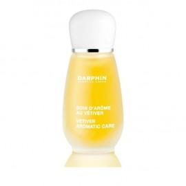 Darphin Essential Oil Elixir Vetiver Aromatic Care Stress Relief Detox Ελιξίριο Αιθέριου Ελαίου για Θρέψη & Λάμψη Προσώπου με Anti - Stress Δράση, 15ml