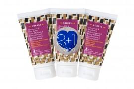 Korres Hand Cream Θρεπτική Κρέμα Χεριών Αμυγδαλέλαιο & Βούτυρο Karite 75ml 2+1 Δώρο