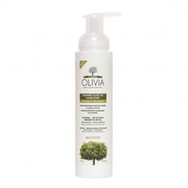 Olivia Foaming Olive Oil Hand Soap Αφρός Σαπουνιού Ελαιολάδου για τα Χέρια, 265ml