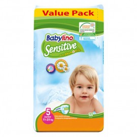 Babylino Sensitive Value Pack No5 (11-25Kg) 44τεμ