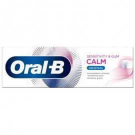Oral-B Οδοντόκρεμα Professional Calm Original Sensitivity & Gum, 75ml