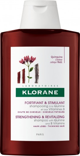 Klorane Quinine Shampoo Σαμπουάν Κατά Της Τριχόπτωσης Με Κινίνη 400ml