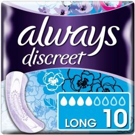 Always Discreet Long 10τμχ