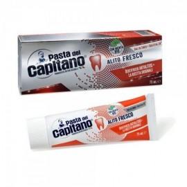Pasta del Capitano Fresh Breath Οδοντόκρεμα για Φρέσκια Αναπνοή με Μέντα 75ml