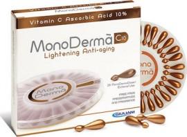 Pharmaq MonoDerma C10 Καθαρή Βιταμίνη C σε μονοδόσεις, 28 amps