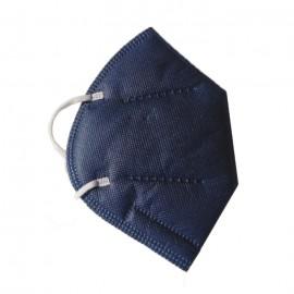 UNICO Pro Μπλε Σκούρο Μασκα Υψηλής Προστασιας FFP2, Πιστοποιημένες Ελληνικές Μάσκες CE 2198, 25τμχ