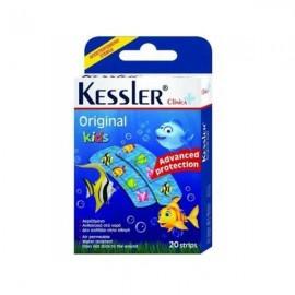 Kessler Original Kids Αποστειρωμενα & Αδιαβροχα Επιθεματα 20τμχ