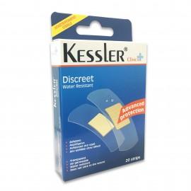 Kessler Discreet Water Resistant, 20strips