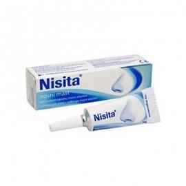 Nisita Nasal Ointment Αλοιφή για τον Ξηρό Ρινικό Βλεννογόνο, 10gr