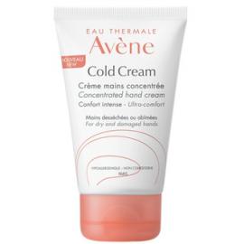Avene Eau Thermale Cold Cream Συμπυκνωμένη Κρέμα για Ξηρά/Ταλαιπωρημένα Χέρια 50ml