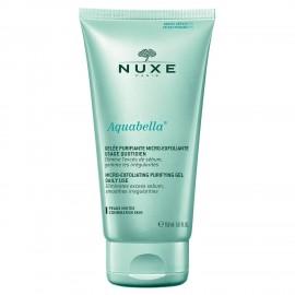 Nuxe Aquabella Micro-Exfoliating Purifying Gel Καθαριστικό Τζελ για Μικτές Επιδερμίδες, 150ml