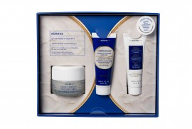 Korres Set Greek Yoghurt Day Cream-Gel Ενυδατική Κρέμα 48h για Κανονικές Επιδερμίδες 40ml & ΔΩΡΟ Hydra-Biome Face Mask 20ml & Greek Yoghurt Foaming Cream Cleanser 20ml