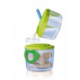 Chicco System Easy Meal Milk Powder Dispenser Δοσομετρητής Σκόνης Γάλακτος 0M+ (7657)