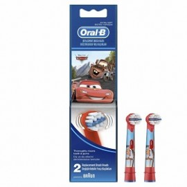 Oral-B Kids Replacement Brush Heads, Ανταλλακτικά Παιδικής Ηλεκτρικής Οδοντόβουρτσας, 2 τεμάχια