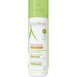 A-Derma Exomega Control Emollient Spray Σπρέυ Ελέγχου Κατά του Κνησμού, 200ml
