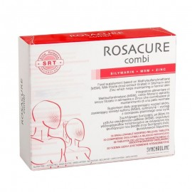 Synchroline Rosacure Combi Συμπλήρωμα Διατροφής για Διατήρηση της Φυσιολογικής Κατάστασης του Δέρματος, 30 tabs